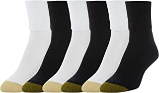 Women's 6-pack Turn Cuff Sock