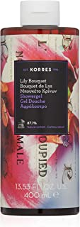 KORRES Lily Bouquet Showergel, 13.53 oz.