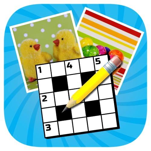 Mom's Kreuzworträtsel mit Bildern