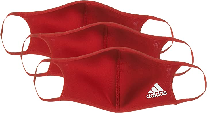 Mascherina adidas face cover large - not for medical use face cover unisex - adulto H52419