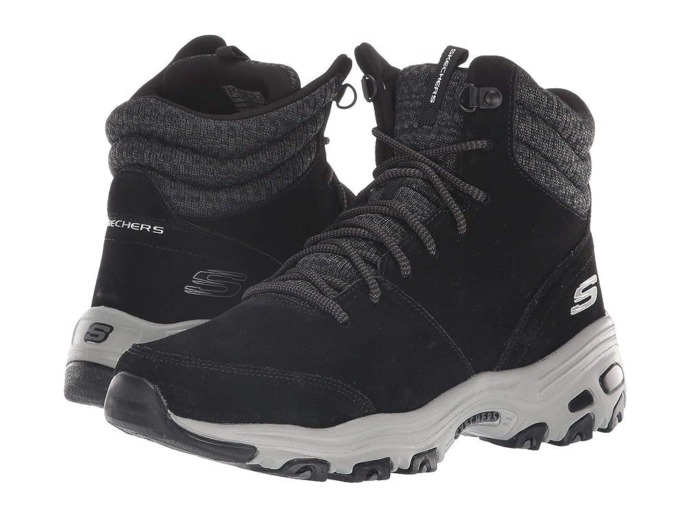 火薬ブリークかけがえのないレディーススニーカー?ウォーキングシューズ?靴 D'Lites - Chill Flurry Black 5.5 (22.5cm) B [並行輸入品]