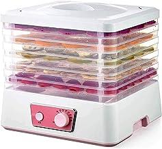 SHKUU Déshydrateur déshydrateur séchoir Fruits avec 5 Compartiments séchoir pour Fruits et légumes déshydrateur pour Alime...