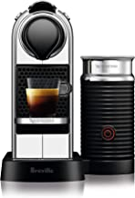 Nespresso Citiz and Milk Espresso Machine, Crome, BEC660CRO