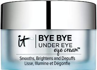 IT Cosmetics Bye Bye Under Eye Eye Cream - Hydrating, Quick-Absorbing Formula - Smooths the Look of Fine Lines & Wrinkles,...