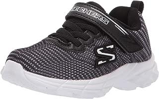 Skechers Boys 95030N Eclipsor 11 Little Kid Black/White