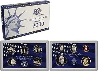 2000 S US Proof Set Superb Gem Uncirculated