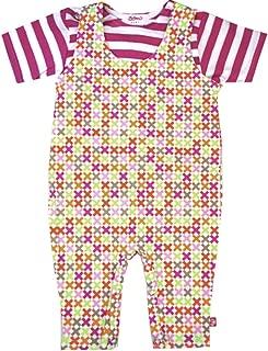 Baby Girls 18-24 Months White Zutano Checker Box Leggings