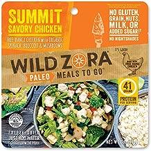 Wild Zora - Summit Savory Chicken - Paleo Meals to Go (single)