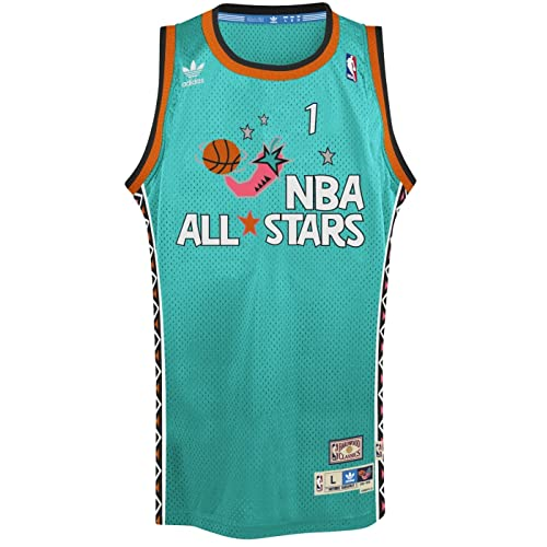 adidas Orlando Magic Anfernee Penny Hardaway 1996 All Star Soul Swingman Jersey