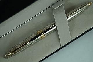 صنع في الولايات المتحدة الأمريكية شيفر كريست 594 مع أسطوانة بالاديوم وقلم رصاص ذهبي 23 قيراط 0.7 مم