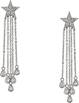 Star Fringe Earrings
