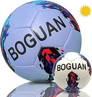Soccer Ball,BOGUAN Soccer Size 4/5 for...