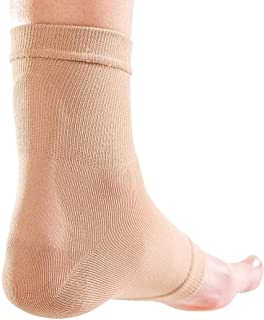NatraCure Fitted Achilles Gel Protection Sleeve - 1 Piece (S/M)