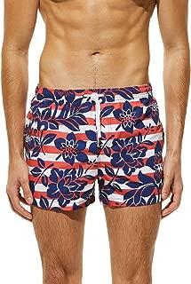 Quick Dry Swim Trunks for Men, Summer Beachwear Lightweight Bathing Suit for Surfing Swimming