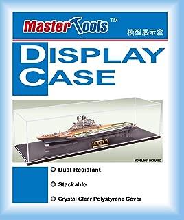 Master Tools (Trumpeter) 09801 Plastic Transparent Model Display Case - 501 x 149 x 121mm