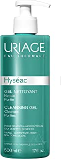 Uriage Hyseac Cleansing Gel For Oily Skin, 500 ml