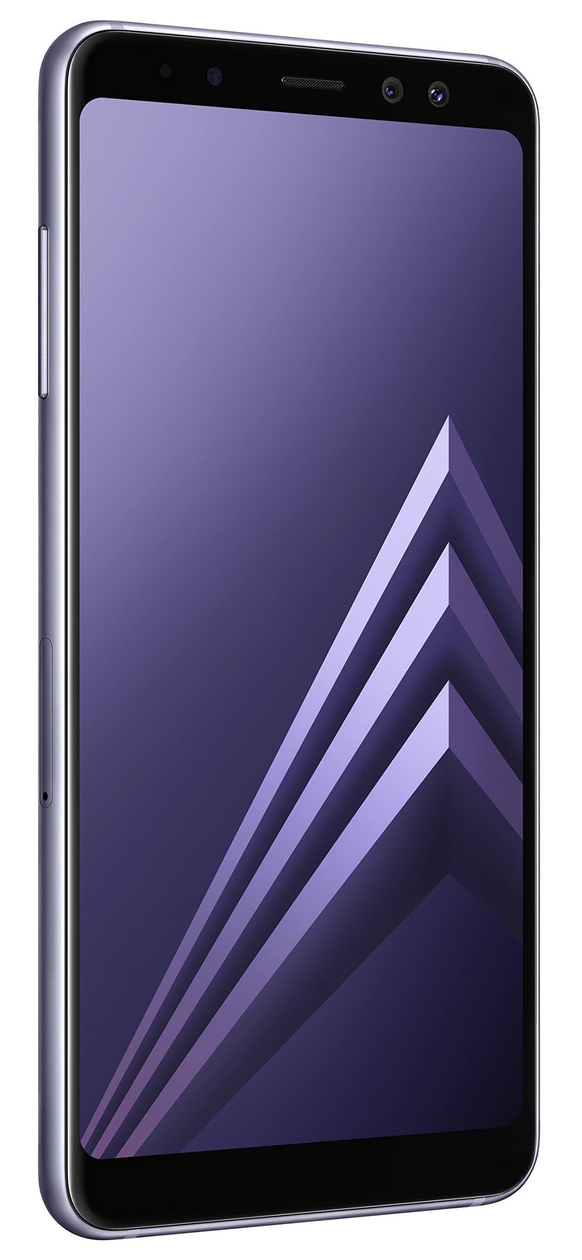 Samsung Galaxy A8 (2018) SM-A530FDS 4G Dual SIM Gris: Amazon.es ...