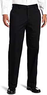 IZOD Men's American Chino Flat Front Classic Fit Pant