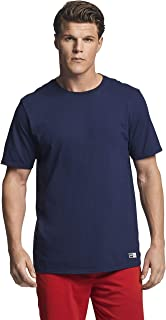 Russell Athletic Mens P64STTM Performance Cotton Short Sleeve T-Shirt Short Sleeve T-Shirt