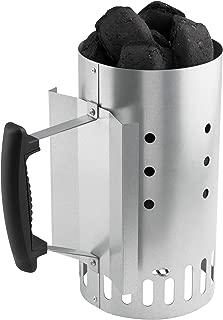 ブーズラー 炭火起こし器 チャコールスターター コンパクトサイズ 25.5 x 14.5 x 26.7 cm