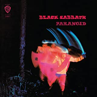 black sabbath paranoid original pressing