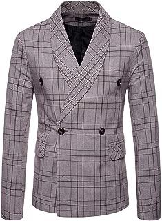 Business Suit Men, Slim Fit Single Blazer Jackets for Men Casual Premium Blazer Jacket Business Sport Suits Jacket