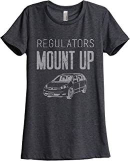 regulators mount up shirt