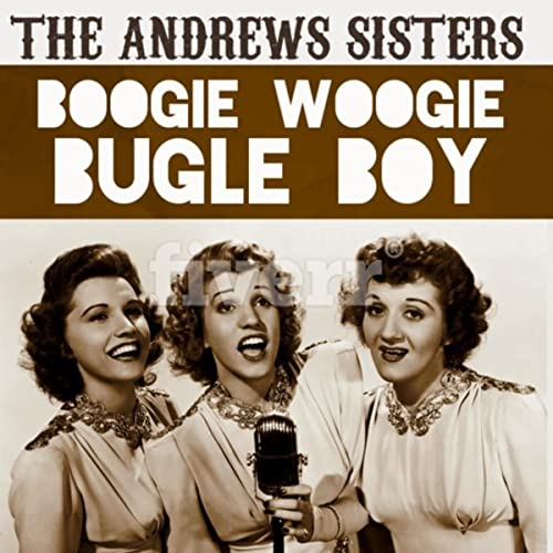 boogie woogie bugle boy andrew sisters mp3