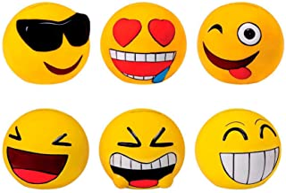 DISOK - Hucha Emoticonos - Regalos, Regalo, Detalles de Primera Comunión, Comunion, Cumeplaños