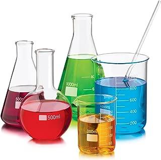 libbey chemistry bar set