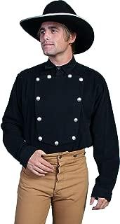 Wahmaker Men's Wahmaker Brushed Twill Bib Shirt - 538720 Tan