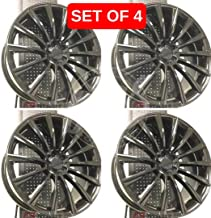 22 inch x 9 Wheels Rims Gloss Black Compatible with MERCEDES BENZ Bolt Pattern 5x112 Set of 4