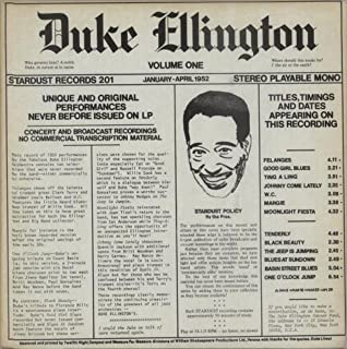 duke ellington 78 records