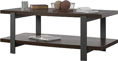 Ameriwood Home Castling, Espresso Coffee Table