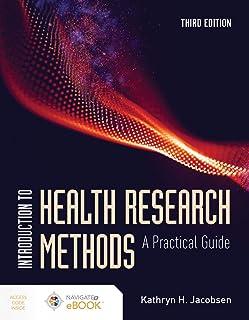 مقدمه ای بر روش های تحقیقات بهداشتی: یک راهنمای عملی