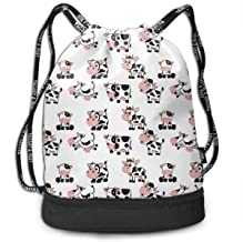 YongColer Athletic Yoga Gym Sack Bag Drawstring Backpack Sport Bag for Men Women