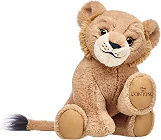 Build A Bear Workshop Disney The Lion King Young Simba