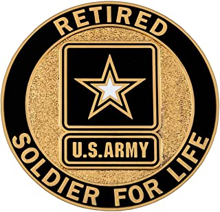 Soldier for Life, Retired ID Badge