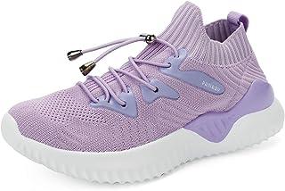 Scarpe da Ginnastica Corsa Bambini Running Sneakers Unisex Calzature Leggera
