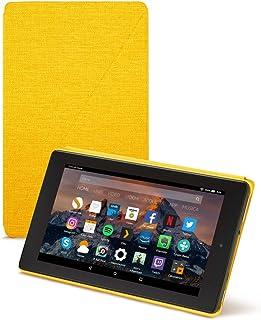 Amazon - Custodia per Fire Fire 7 (tablet 7'', 7ᵃ generazione, modello 2017), Giallo