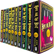 The Chronicles of St. Mary's Series 10 Books Collection Set by Jodi Taylor (Hope for the Best, What Could Possibly Go Wron...