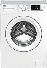 Beko WML91433NP1 vollelektronische Waschmaschine/ Multifunktionsdisplay mit Startzeitvorwahl/9 kg/ Pet Hair Removal/ Nachlegefunktion