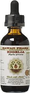 Kigelia Alcohol-FREE Liquid Extract, Kigelia (Kigelia Africana) Dried Fruit Glycerite Herbal Supplement 2 oz