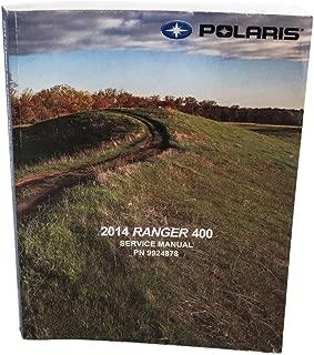 9924878 2014 Polaris Ranger 400 Service Manual