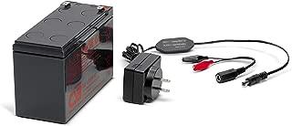 Humminbird Black 0 inches 770030-1 9AHBK Portable, 2 Pack