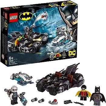 LEGO DC Batman (76118) – Batcycle-Duell mit Mr. Freeze™, Bauset
