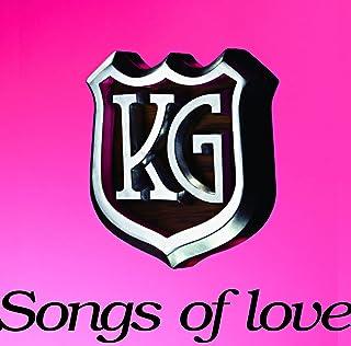 Songs of love(初回限定盤)(DVD付)