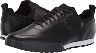BOSS Hugo Men's Matrix Sneaker by Hugo Black, 43 EU