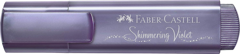 Faber-Castell 154689 Highlighter TL 46 Metallic Pack of 8