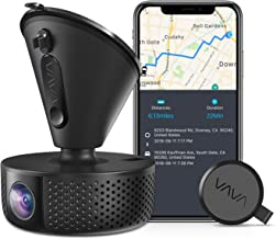 Dash Cam | VAVA 1920X1080P@60Fps | Wi-Fi Car Dash Camera | Sony Night Vision Sensor | Dashboard Camera Recorder with GPS |...